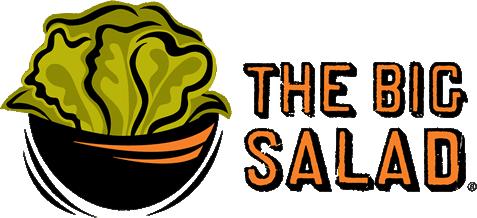 The Big Salad Logo