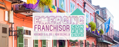 Emerging Franchisor Conference